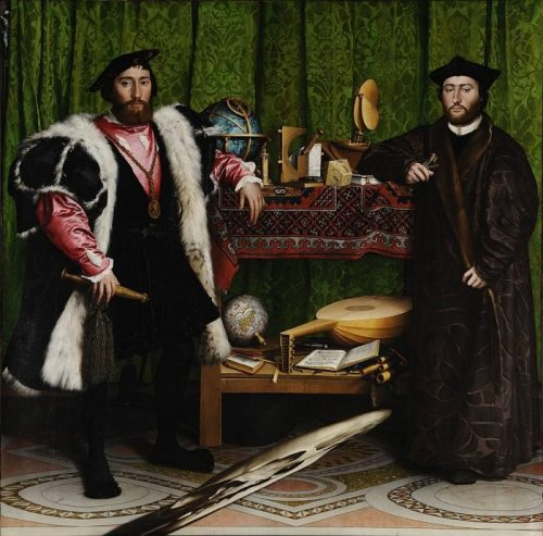 Holbein - The Ambassadors